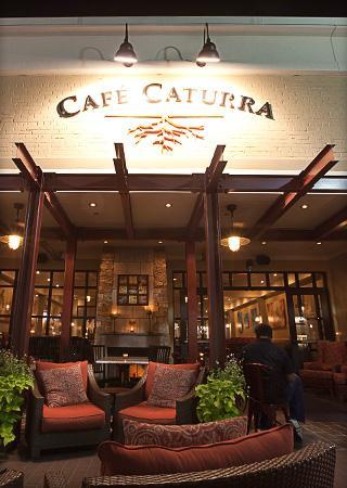 Cafe Caturra: Entrance