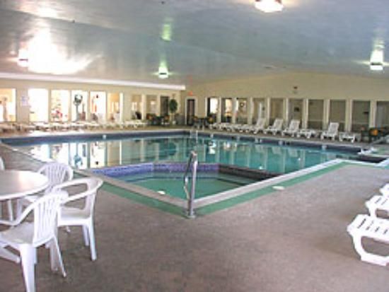 ‪‪South Yarmouth‬, ماساتشوستس: Indoor Pool‬