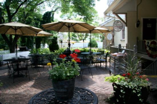 Garden Cafe ala Fleur