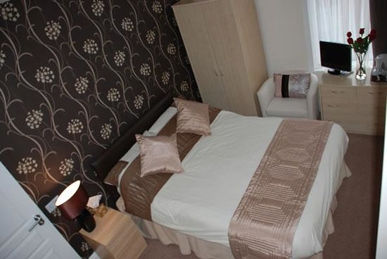 Bolton, UK: WENDOVER GUEST HOUSE