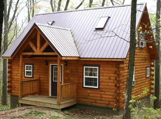 Hot tub on back porch picture of ash ridge cabins for 20x24 cabin with loft
