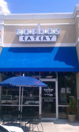 Zorbas Eatery