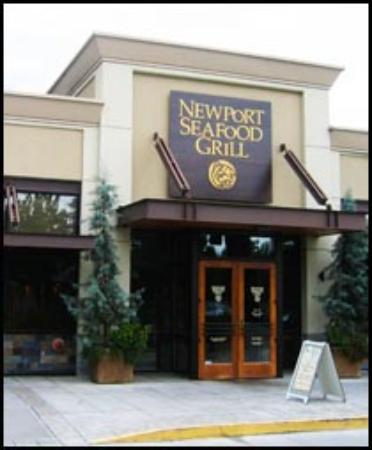 Newport Seafood Grill Salem 1717 Freeway Ct Menu