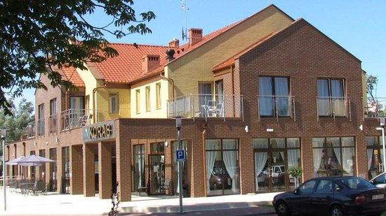 Ustronie Morskie, Polonia: budynek główny
