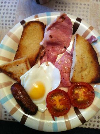 Clarewood House: Bernie's hearty Irish breakfast