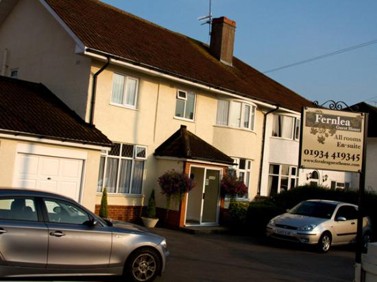 Fernlea Guest House Updated 2016 Reviews Price Comparison Weston Super Mare England