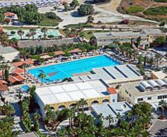 Eurovillage Achilleas Hotel : Aerial