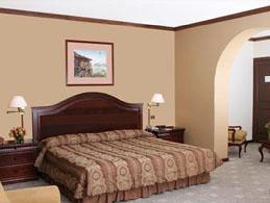 Queen Room, Hotel Sebastian, Quiro, Ecuador