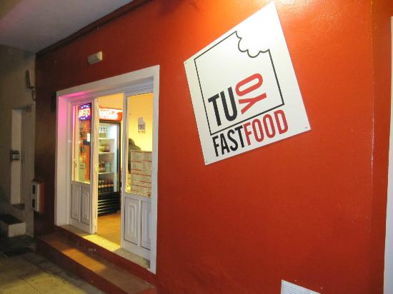 TUYO FAST FOOD GENUINE FOOD
