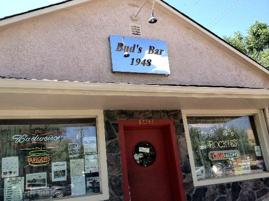 Bud's Cafe & Bar: Bud's Bar--Sedalia, CO