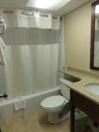 Ramada Plaza Portland: Bathroom