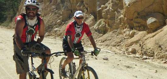 Eco Ride Mountain Bike & Hiking Tours