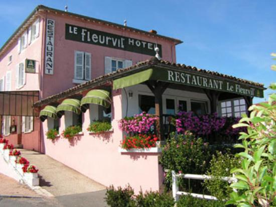 Photo of Hotel Le Fleurvil Fleurville