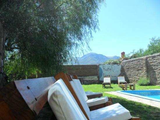 Hotel Luna serrana: Parque