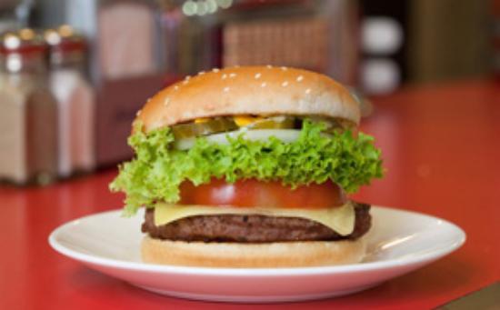 Ed's Easy Diner Birmingham - Selfridges