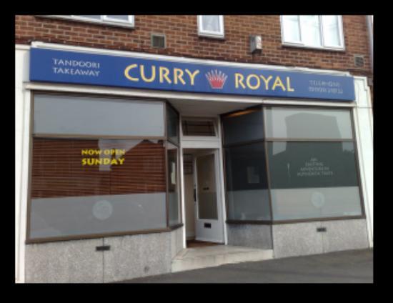 Indian Restaurant Shelthorpe Loughborough