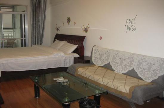 Foto de Romantic House Theme Apartment Hotel Zhonggulou Huimin Street