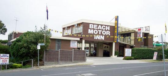 Beach Motor Inn Foto
