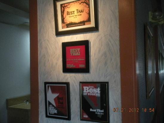 Ta Ra Rin : First awards