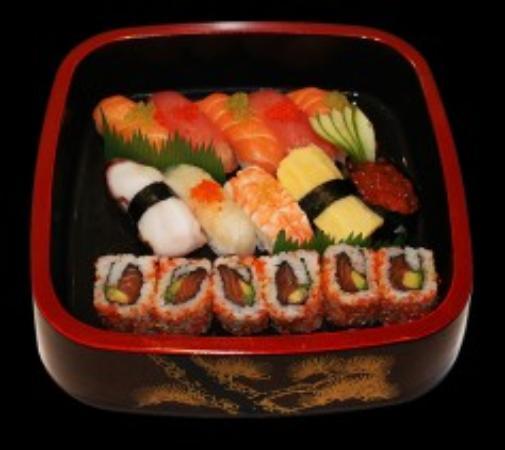 Wasabi Sushi Photo