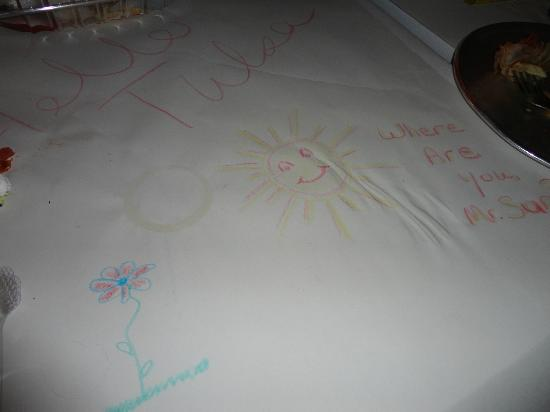 Joe Momma's Downtown Tulsa : Personalized Tablecloths