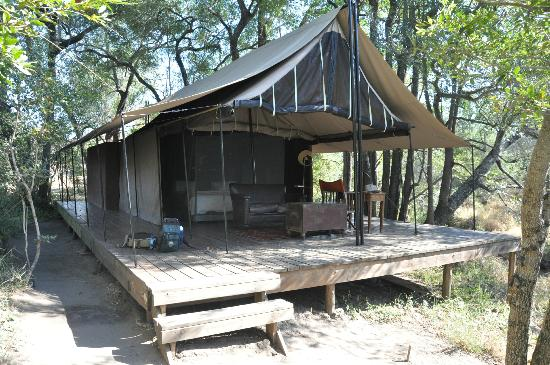 Honeyguide Tented Safari Camps: Tent #7