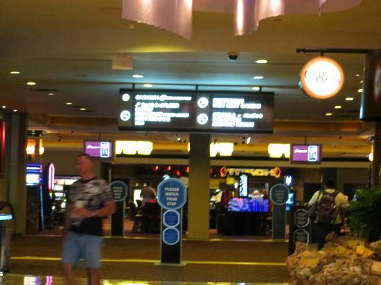 ip casino room service