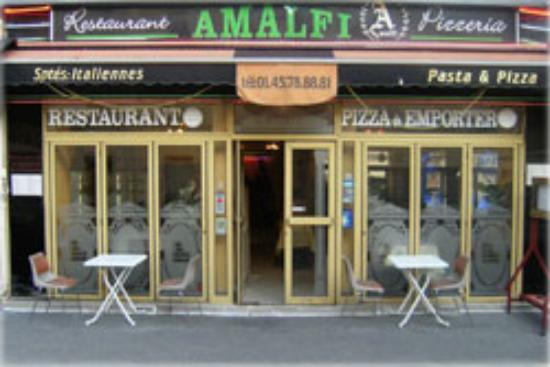 Pizza Amalfi