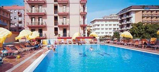 Hotel Sofia - Jesolo: piscina hotel Sofia