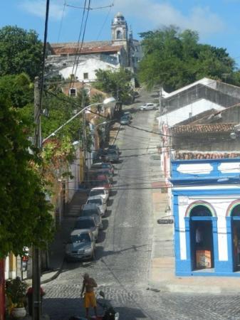 Centro Histórico: Ladeira da Misericórdia