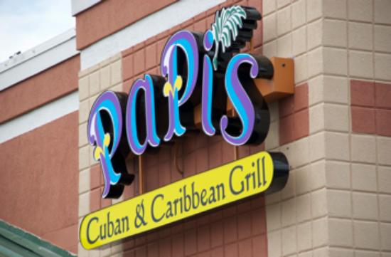 ‪Papi's Cuban and Caribbean Grill‬