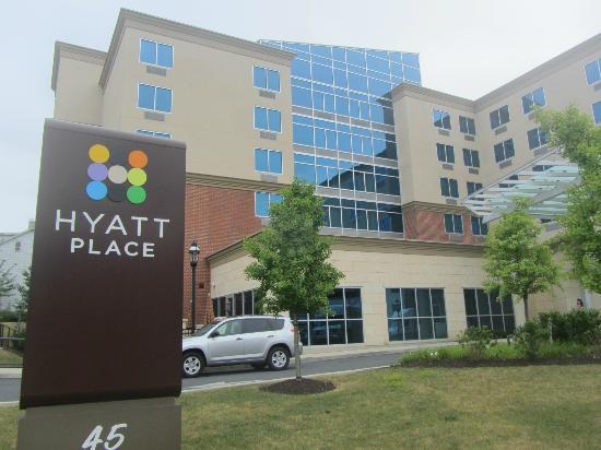 Hyatt Place Bethlehem: Exterior