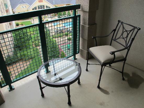 Residence Inn Springfield: Balcony