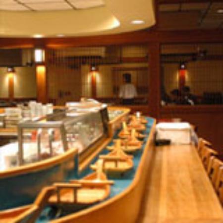 Nakato Japanese Restaurant Sushi Bar