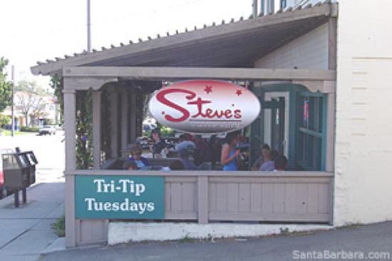 ‪Steve's Patio Cafe‬