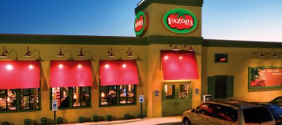 Fazioli Restaurant Menu