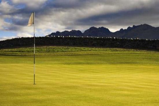 Jacks Point Golf Course Queenstown Foto