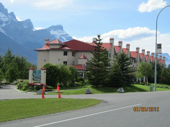 Quality Resort Chateau Canmore: Quality Resort, Canmore
