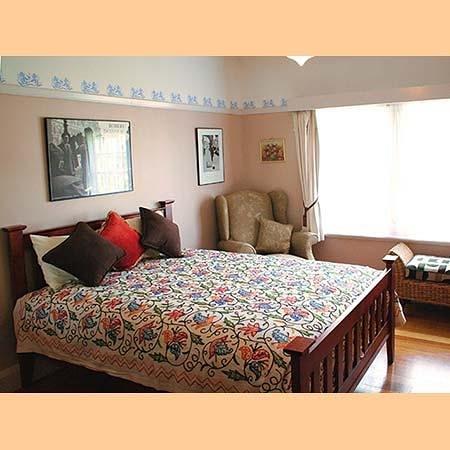 Pioneer Cottage: Bedroom