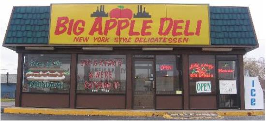 Foto de Big Apple Deli