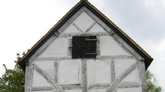 Wichenford Dovecote
