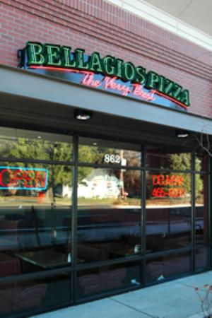 Bellagios Pizza