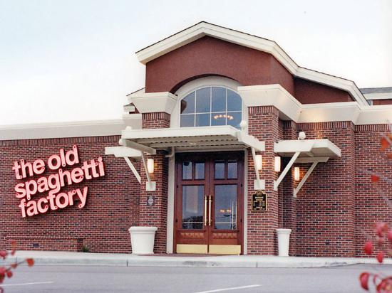 Old spaghetti factory fairfield ohio