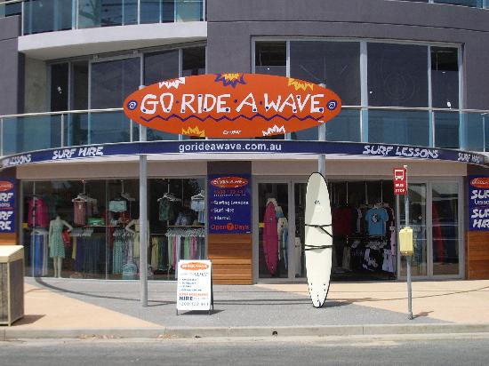 Go Ride A Wave Torquay