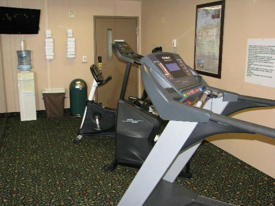 La Quinta Inn & Suites Las Vegas RedRock/Summerlin : work out room
