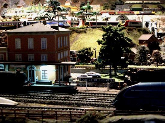 Bourton Model Railway Exhibition Picture
