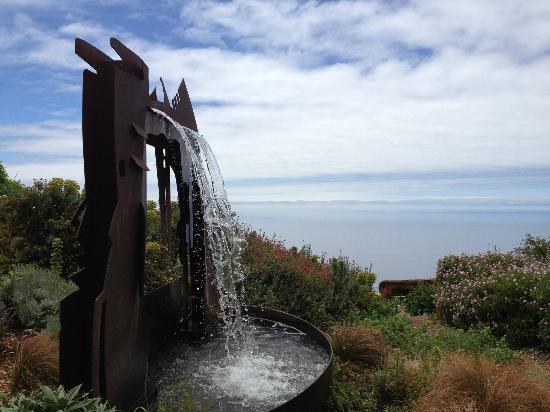 Post Ranch Inn: Gorgeous view just outside Sierra Mar