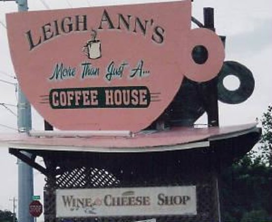 Leigh Ann's Coffee House: Moved to Key Colony Beach