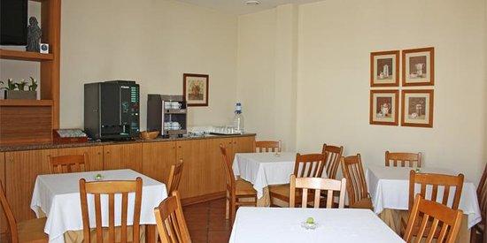 Hotel Leca Da Palmeira : Sala de Pequenos Almoços