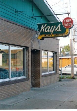 Kay's Kozy Korner Restaurant & Pizza